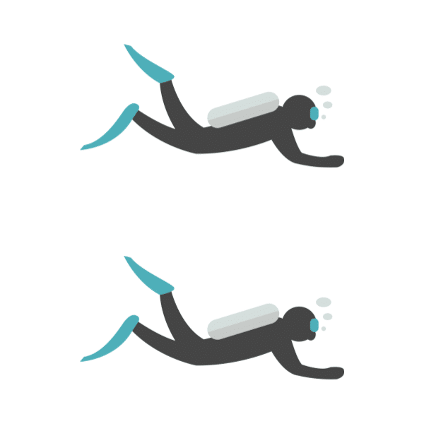 Two Dives