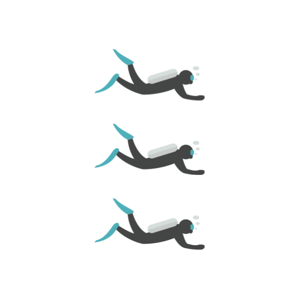 Three Dives