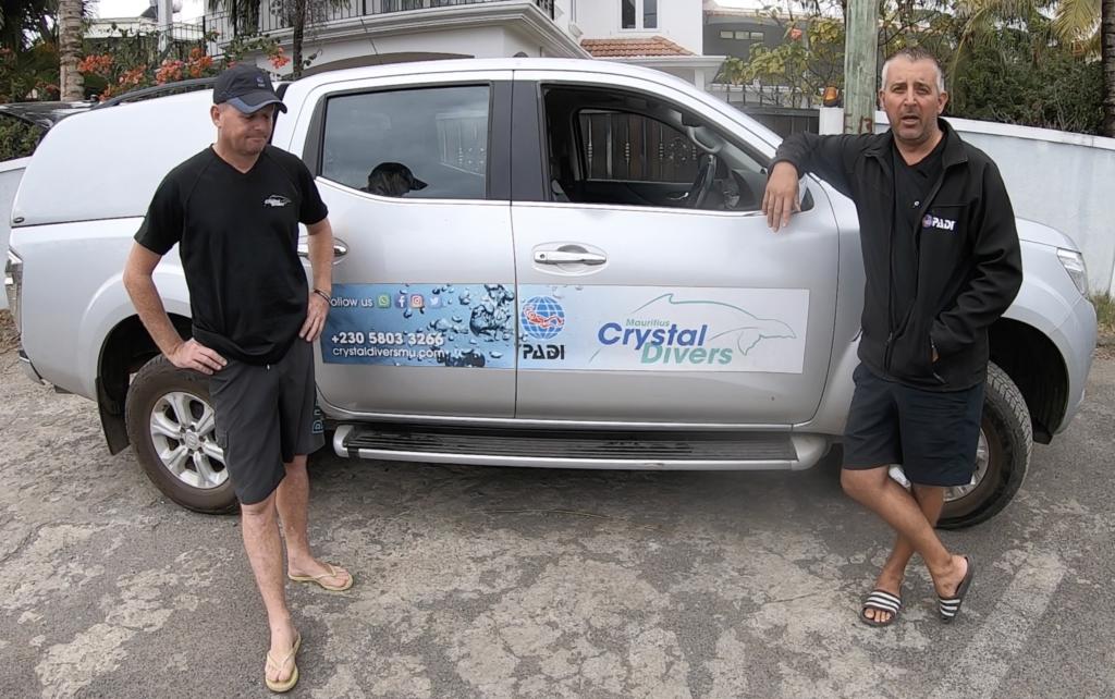 Crystal Divers Mauritius PADI 5 Star IDC